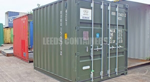 Leeds 10ft Shipping Container Sales