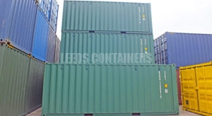 Leeds 20ft Container Sales