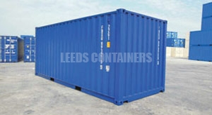 Leeds 20ft Shipping Container Sales