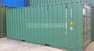 20ft Container Sales Leeds