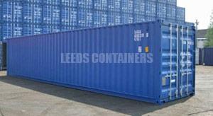 Leeds 40ft Container Sales