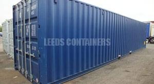 40ft Container Sales Leeds