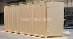 16ft Custom Containers Leeds