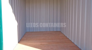12ft Custom Containers Leeds