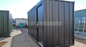 12ft Custom Office Containers Leeds