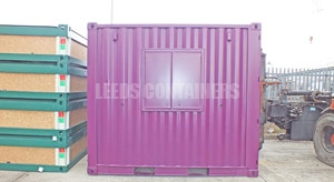 Container Fabrications Leeds