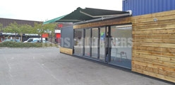 Container Awnings Leeds