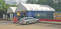 Container Canopies Leeds