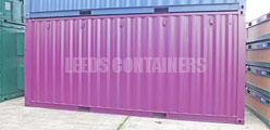 Container Painting Leeds
