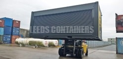 Container Roller Shutters Leeds