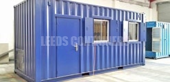 Container Windows Leeds