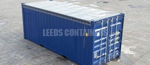 Open Top Specialised Container Leeds
