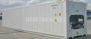 Refrigerated Reefer Container Leeds
