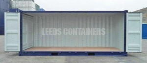 Side Opening Specialised Container Leeds